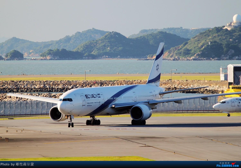 Re:[原创]香港机场沙螺湾村观机小记 BOEING 777-200 4X-ECC 中国香港赤鱲角机场