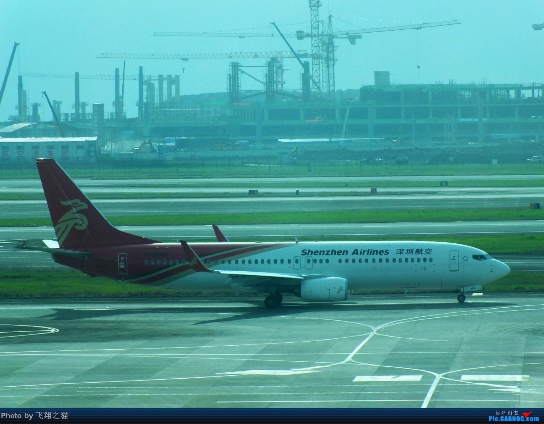Re:[原创]CKG拍机(8月30号随拍) BOEING 737-800 B-1993 重庆江北国际机场