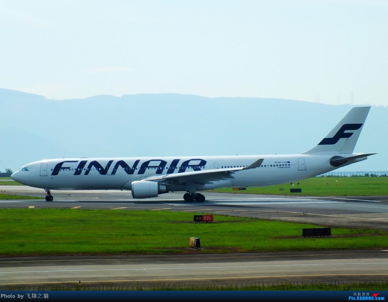 Re:[原创]CKG拍机(8月30号随拍) AIRBUS A330-300 OH-LTU 重庆江北国际机场