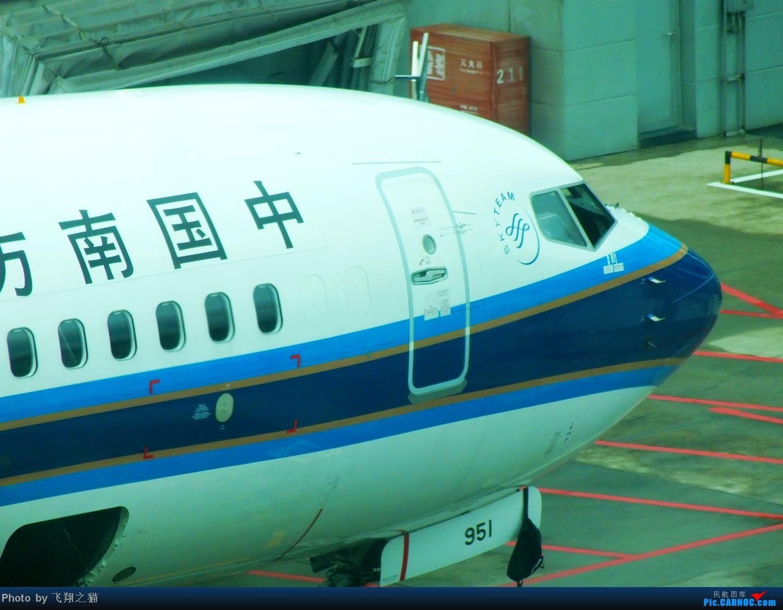 Re:[原创]CKG首拍韩亚333 BOEING 737-800 B-1951 重庆江北国际机场