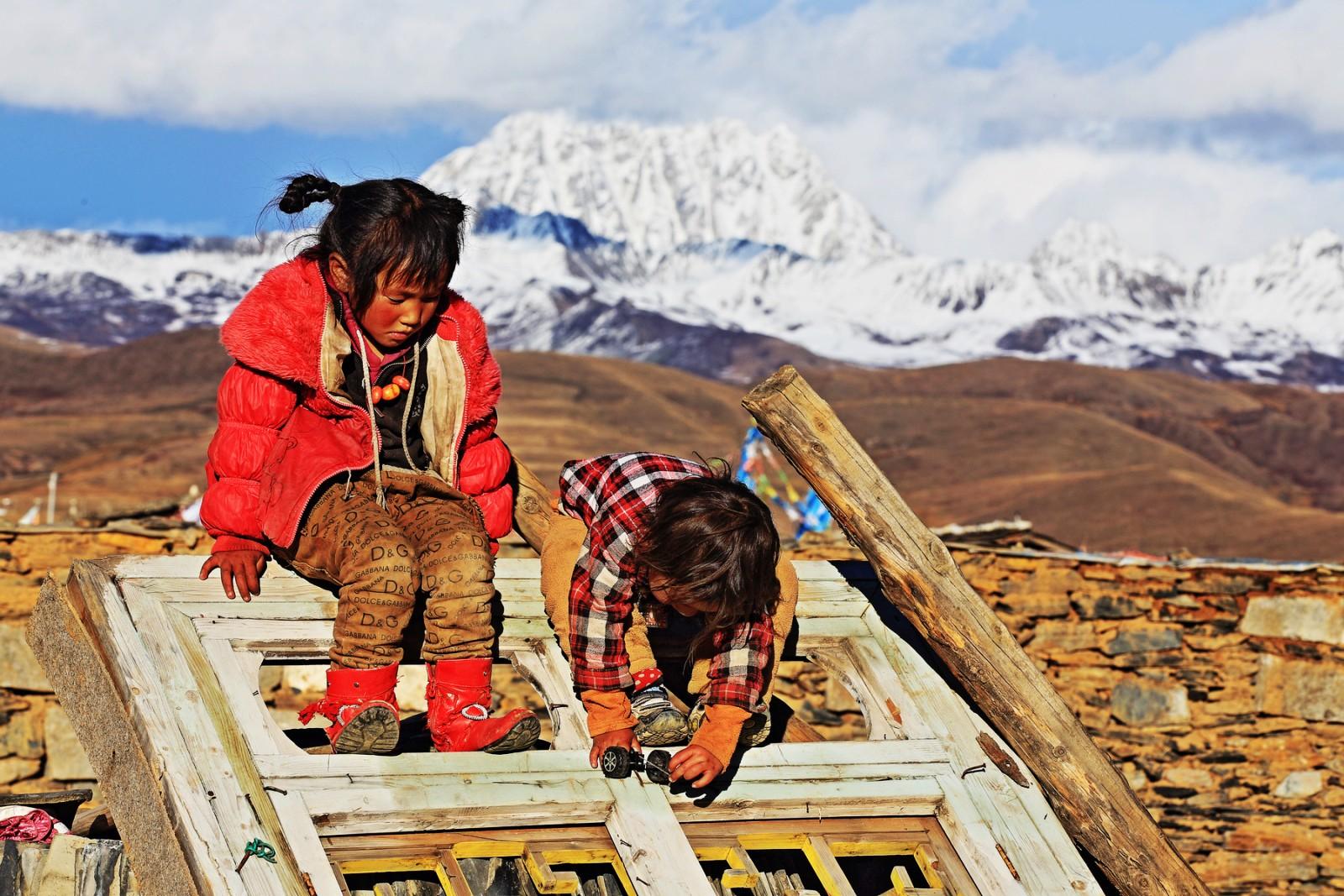 Re:[原创]要进藏区的那位爷 代劳先深吻一下我的香巴拉 我下个月再去