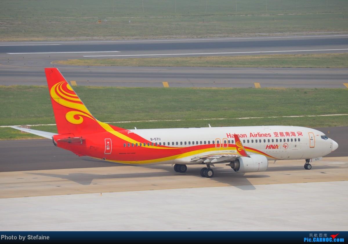 Re:[原创][DLC]暑期那些光临DLC的大小家伙们 BOEING 737-800 B-5711 中国大连周水子机场
