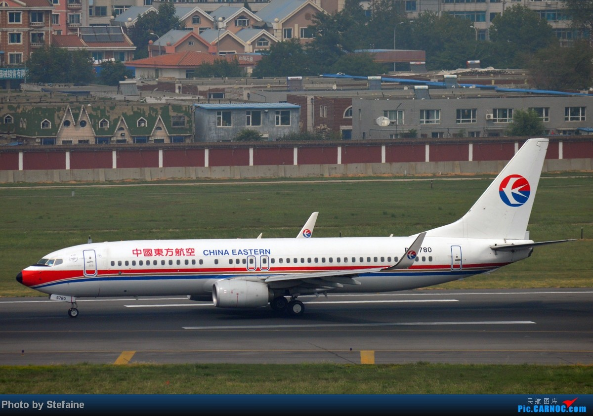 Re:[原创][DLC]暑期那些光临DLC的大小家伙们 BOEING 737-800 B-5780 中国大连周水子机场