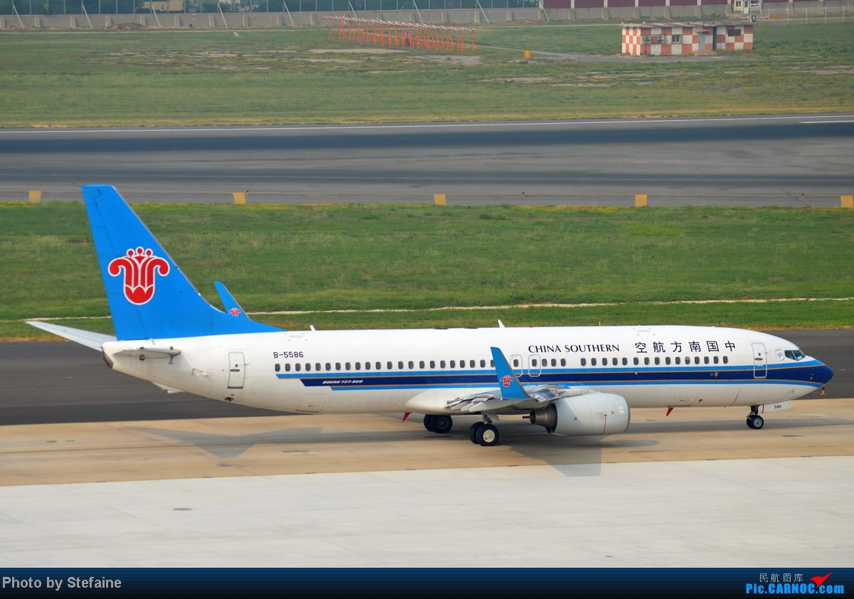 Re:[原创][DLC]暑期那些光临DLC的大小家伙们 BOEING 737-800 B-5586 中国大连周水子机场