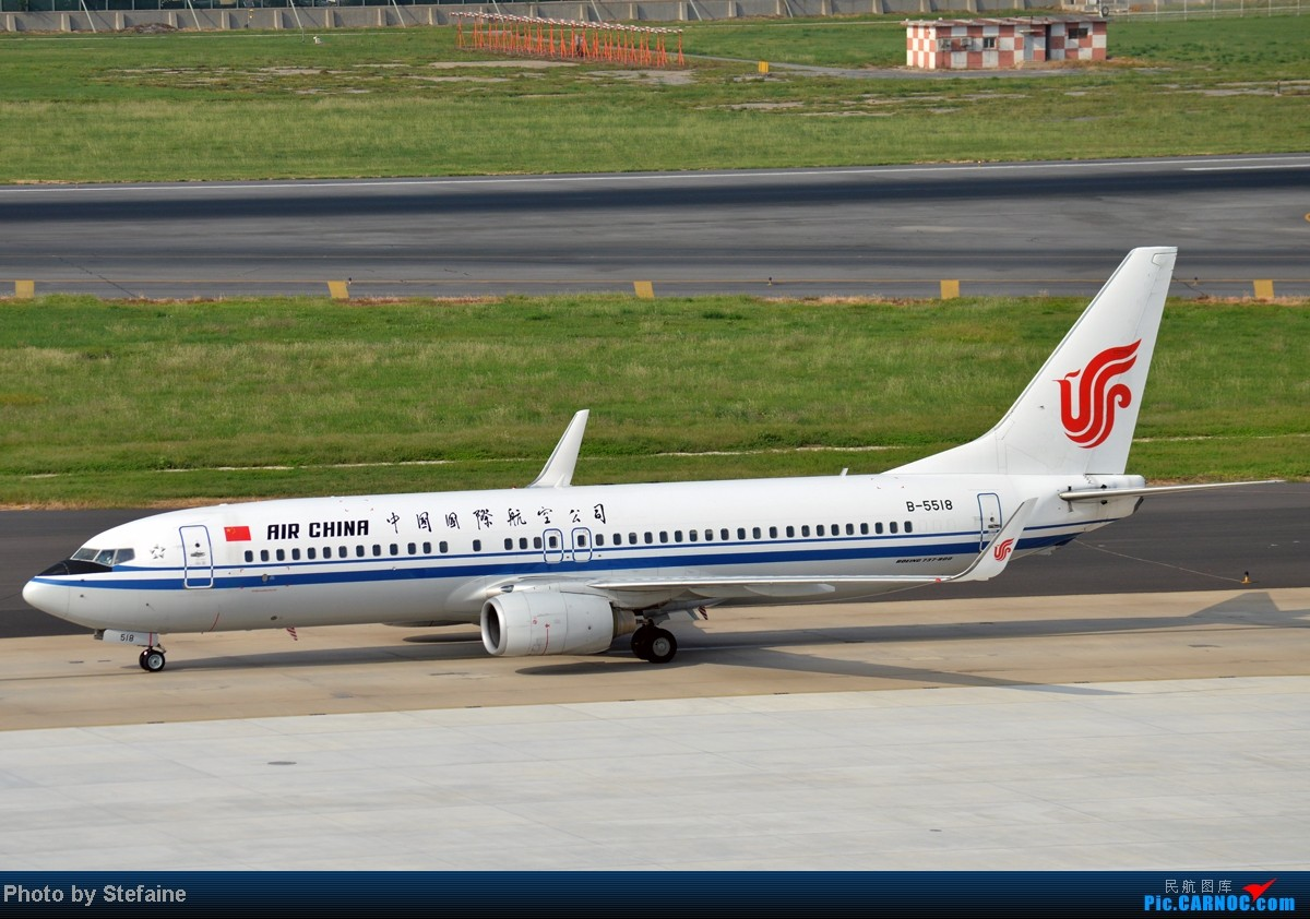 Re:[原创][DLC]暑期那些光临DLC的大小家伙们 BOEING 737-800 B-5518 中国大连周水子机场