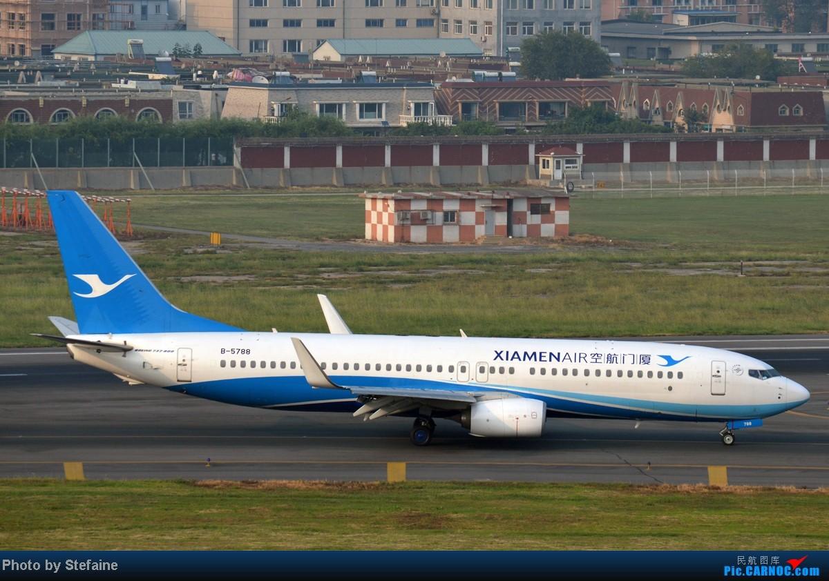 Re:[原创][DLC]暑期那些光临DLC的大小家伙们 BOEING 737-800 B-5788 中国大连周水子机场