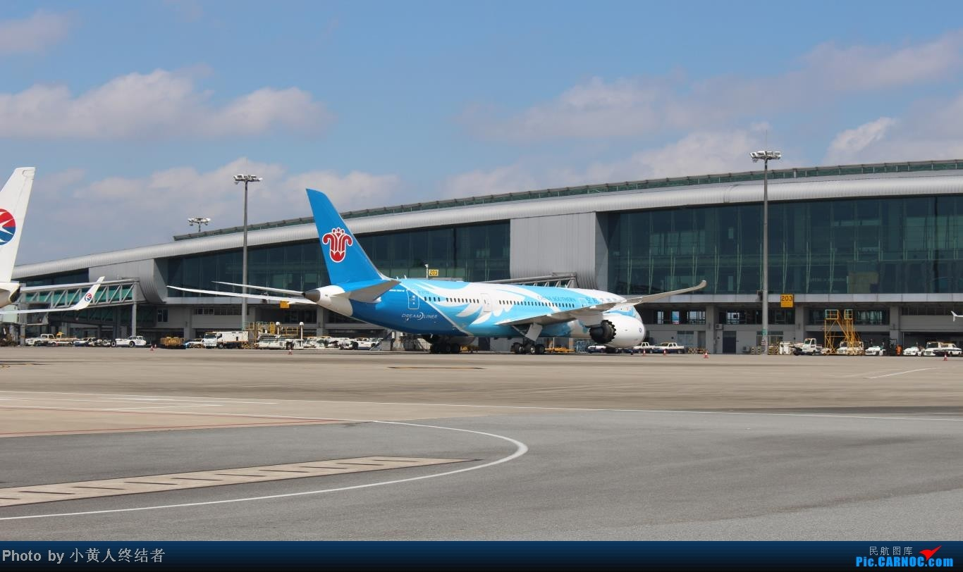 Re:[原创]广州白云拍机 BOEING 787-8 B-2732 中国广州白云机场