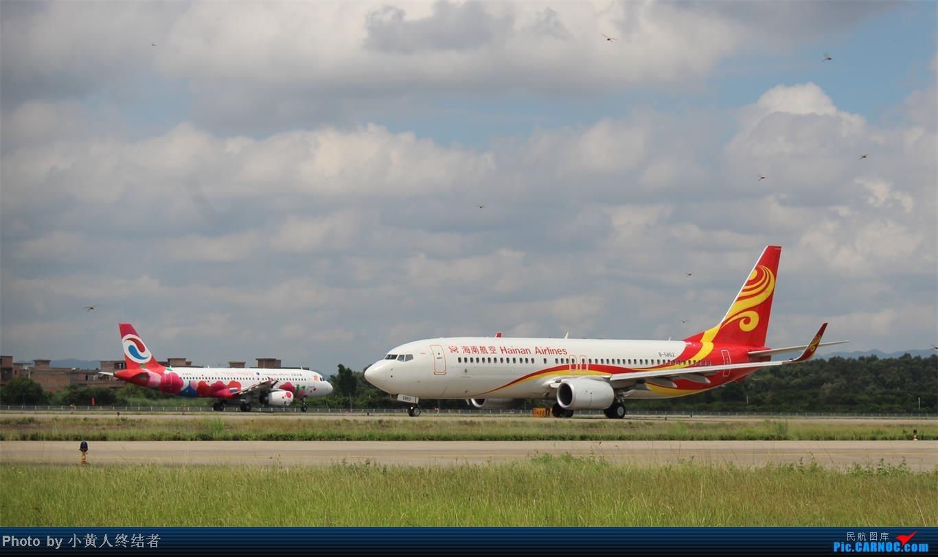 Re:[原创]广州白云拍机 BOEING 737-800 B-5852 中国广州白云机场