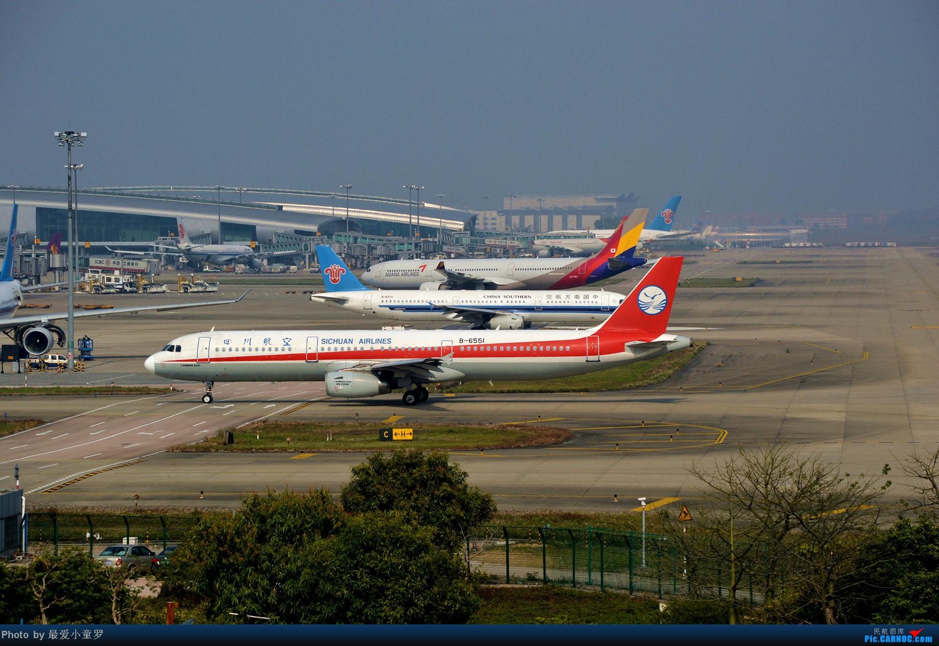 Re:[原创]好天拍机,去年12月21日广州消防塔拍机    中国广州白云机场
