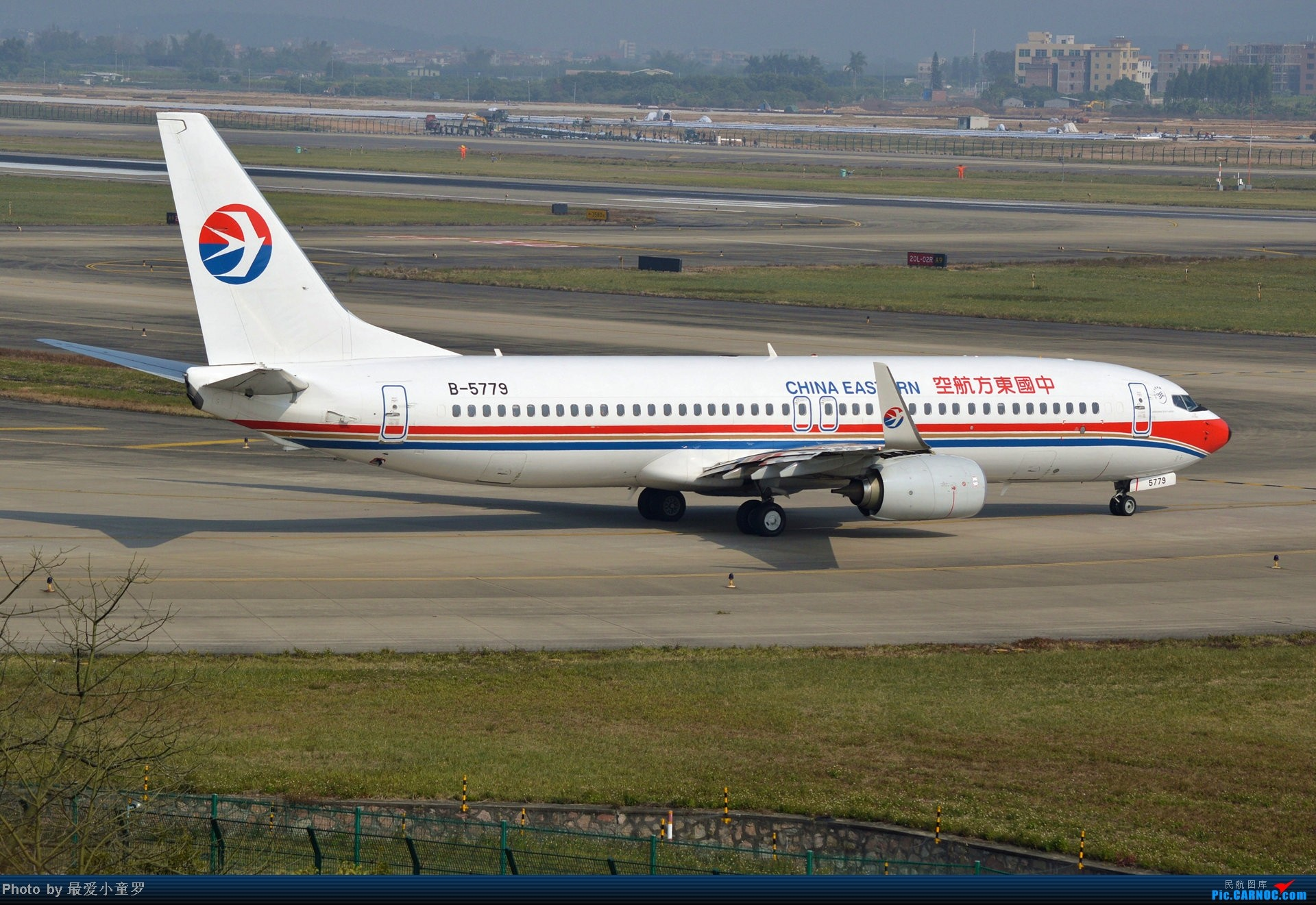Re:[原创]好天拍机,去年12月21日广州消防塔拍机 BOEING 737-800 B-5779 中国广州白云机场