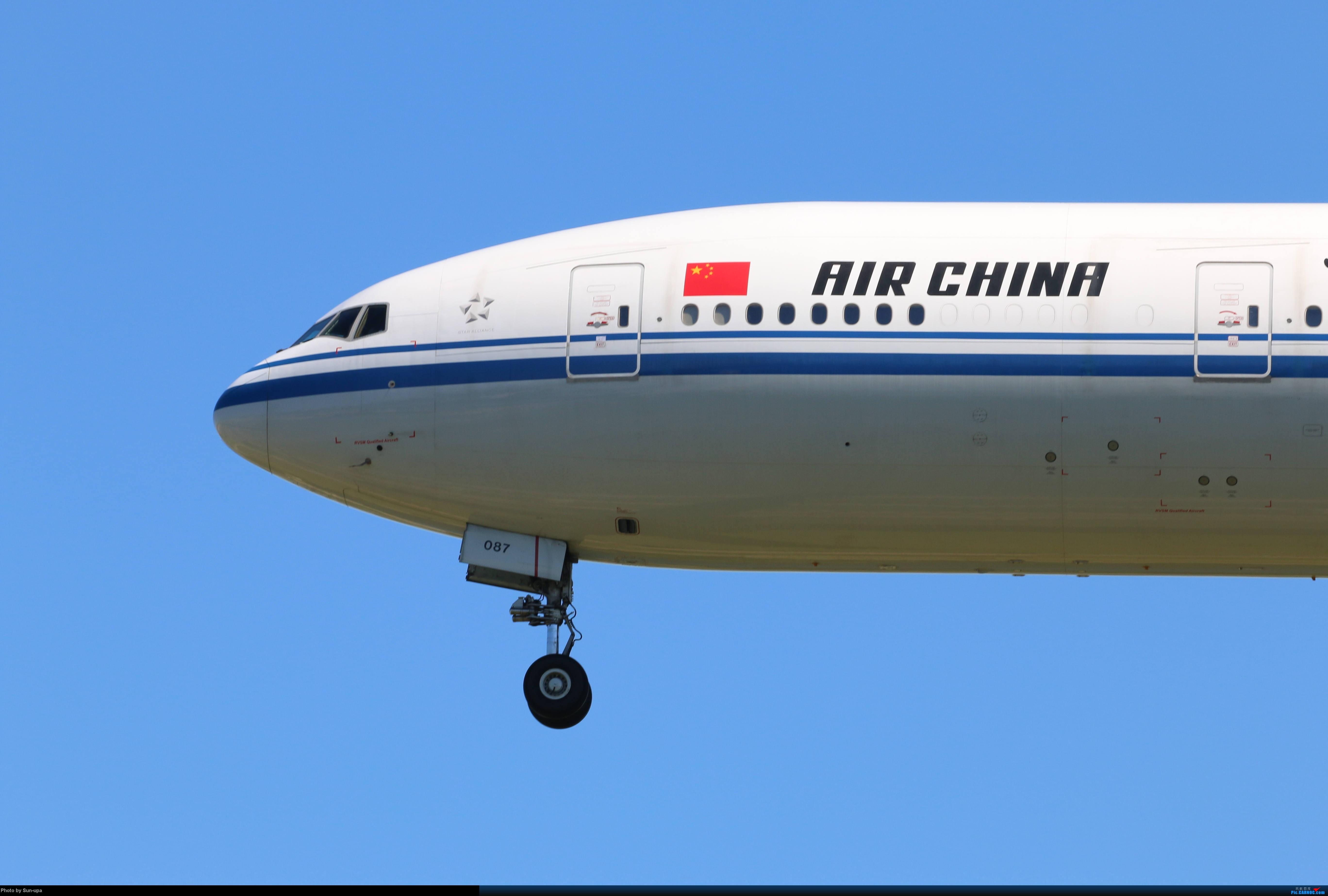 Re:[原创]天气好 去拍机!2014.9.8PEK拍机(厦航787) BOEING 777-300ER B-2087 中国北京首都机场