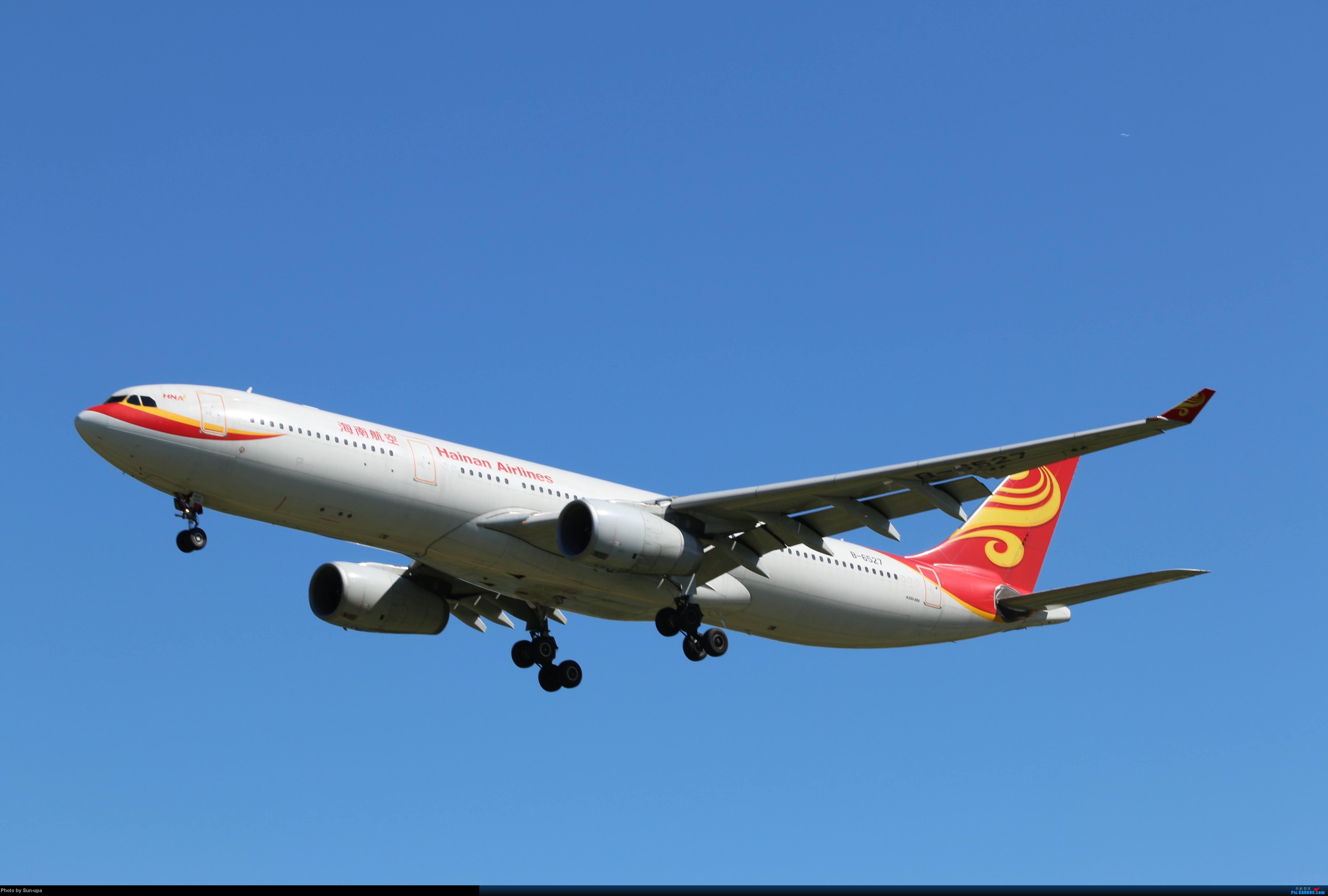 Re:[原创]天气好 去拍机!2014.9.8PEK拍机(厦航787) AIRBUS A330-300 B-6527 中国北京首都机场