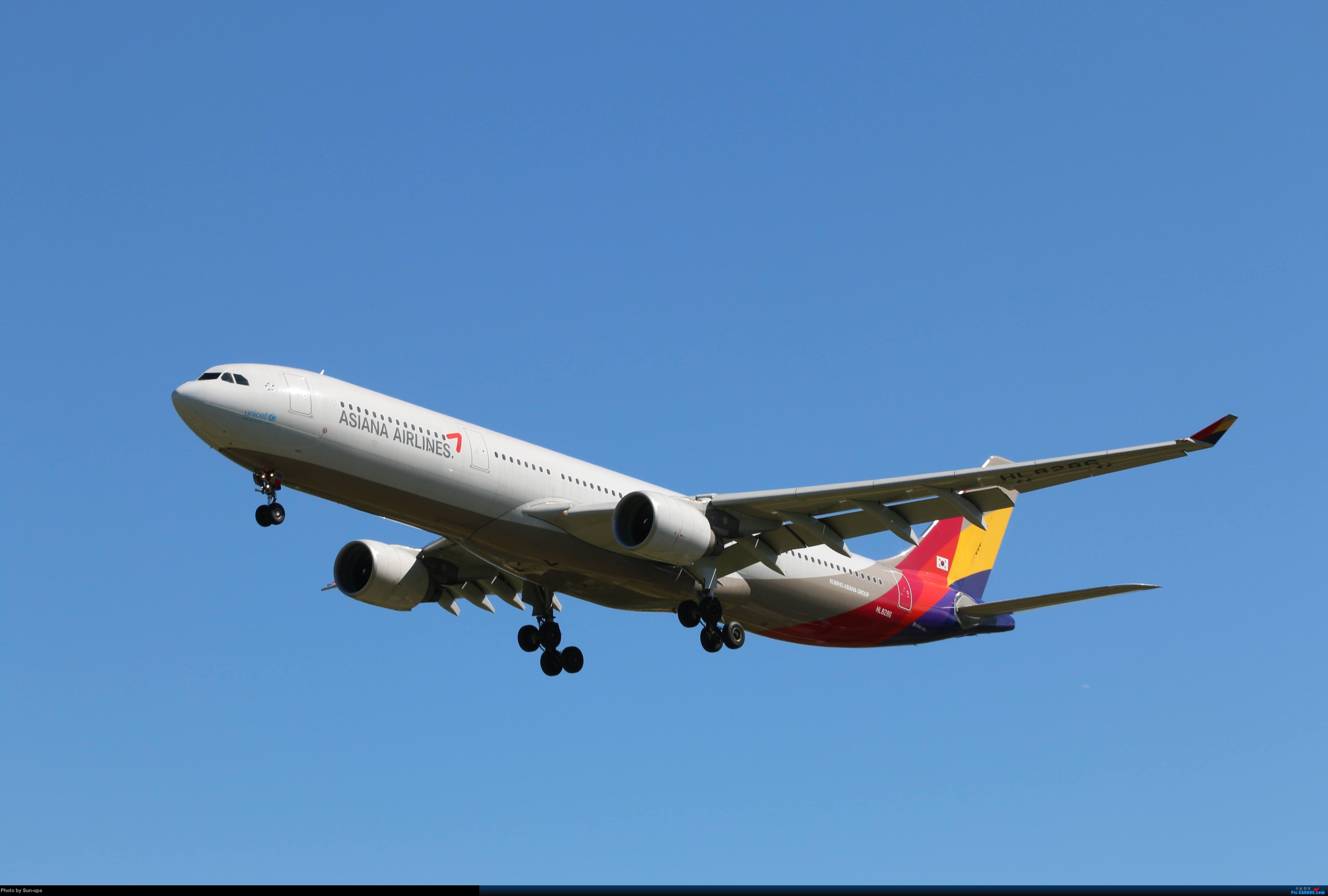 Re:[原创]天气好 去拍机!2014.9.8PEK拍机(厦航787) AIRBUS A330-200 HL8286 中国北京首都机场