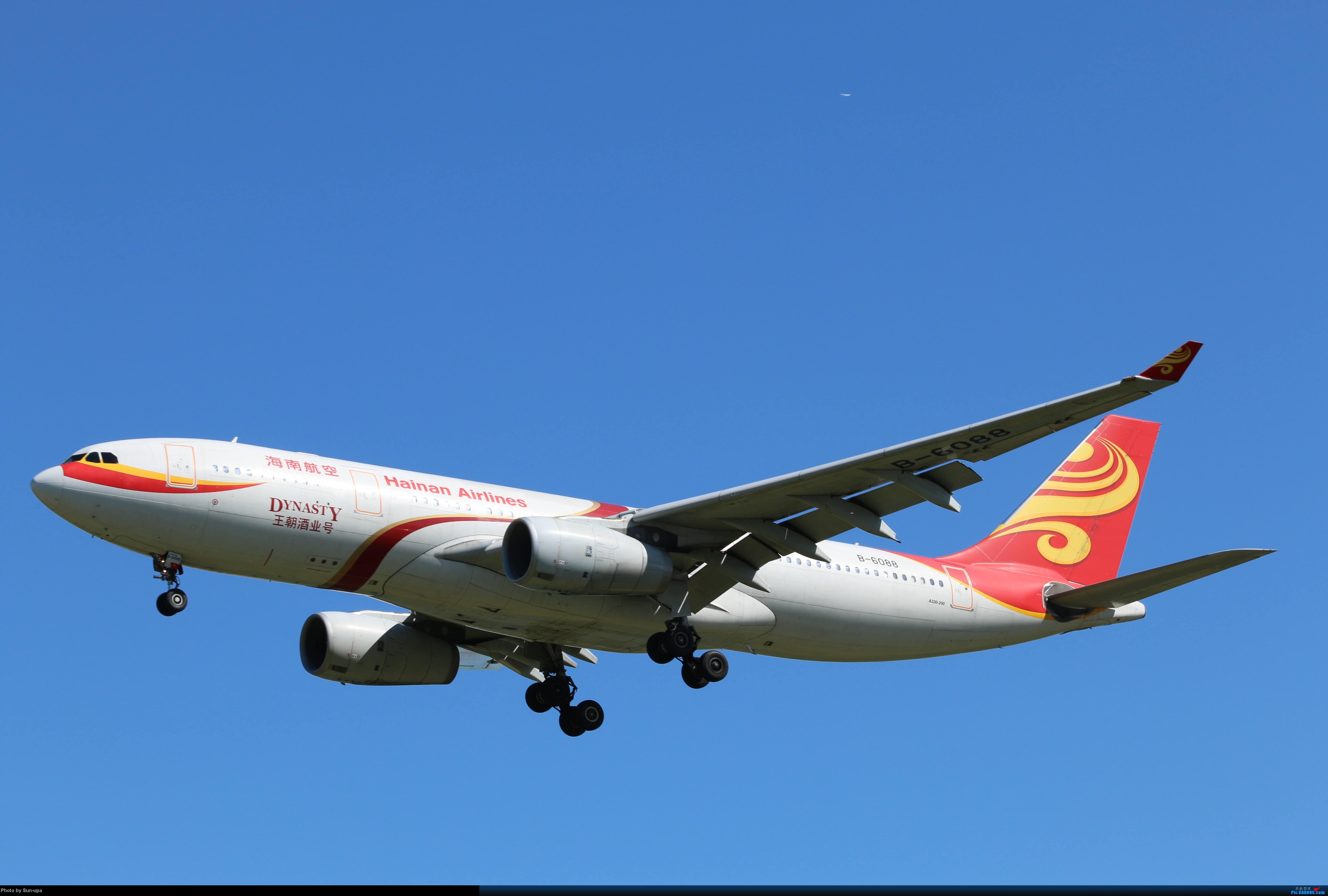 Re:[原创]天气好 去拍机!2014.9.8PEK拍机(厦航787) AIRBUS A330-200 B-6088 中国北京首都机场