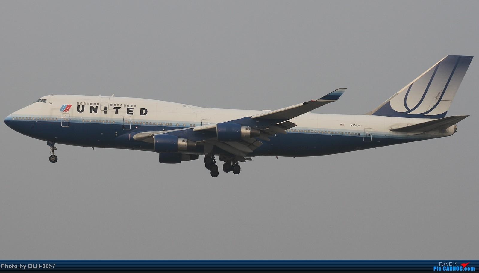 Re:[原创]暑假存货 BOEING 747-400 N174UA ZBAA