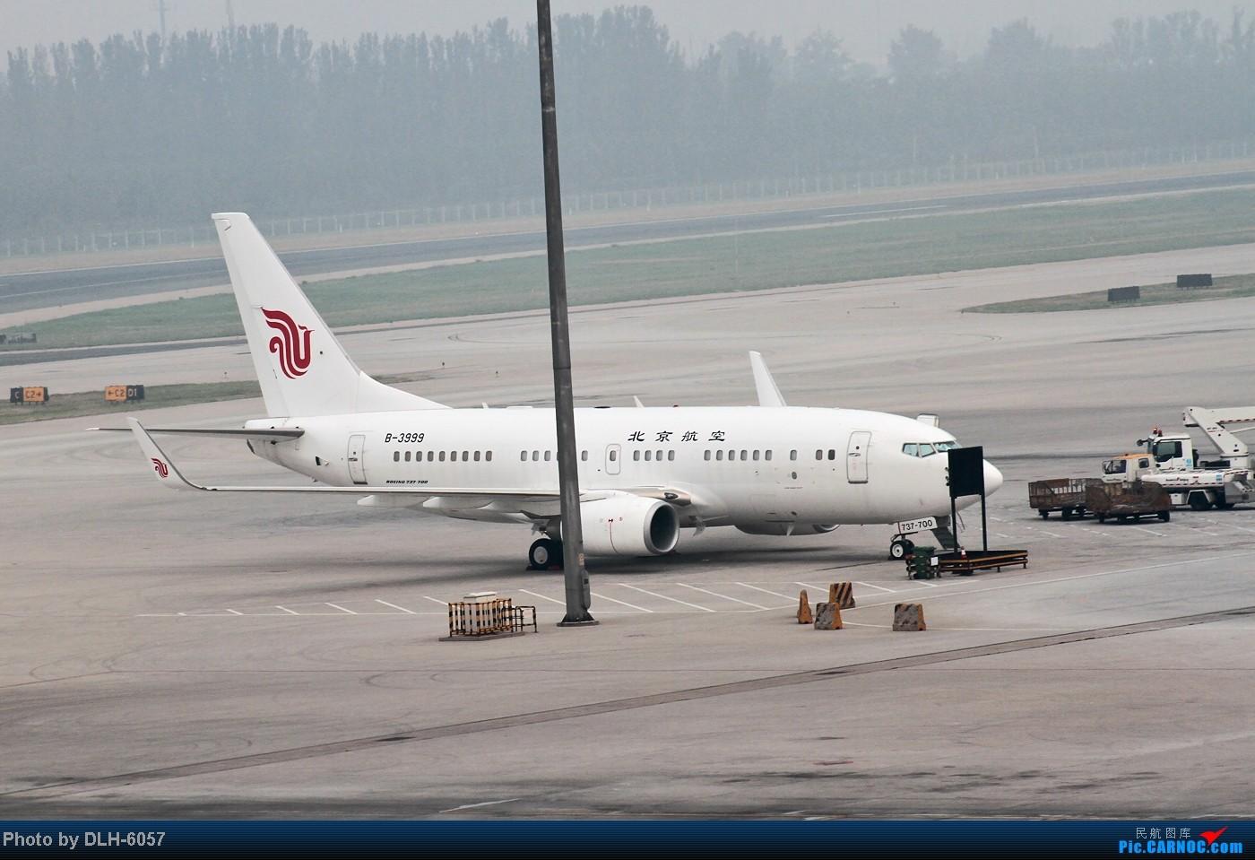 Re:[原创]暑假存货 BOEING 737-700 B-3999 ZBAA