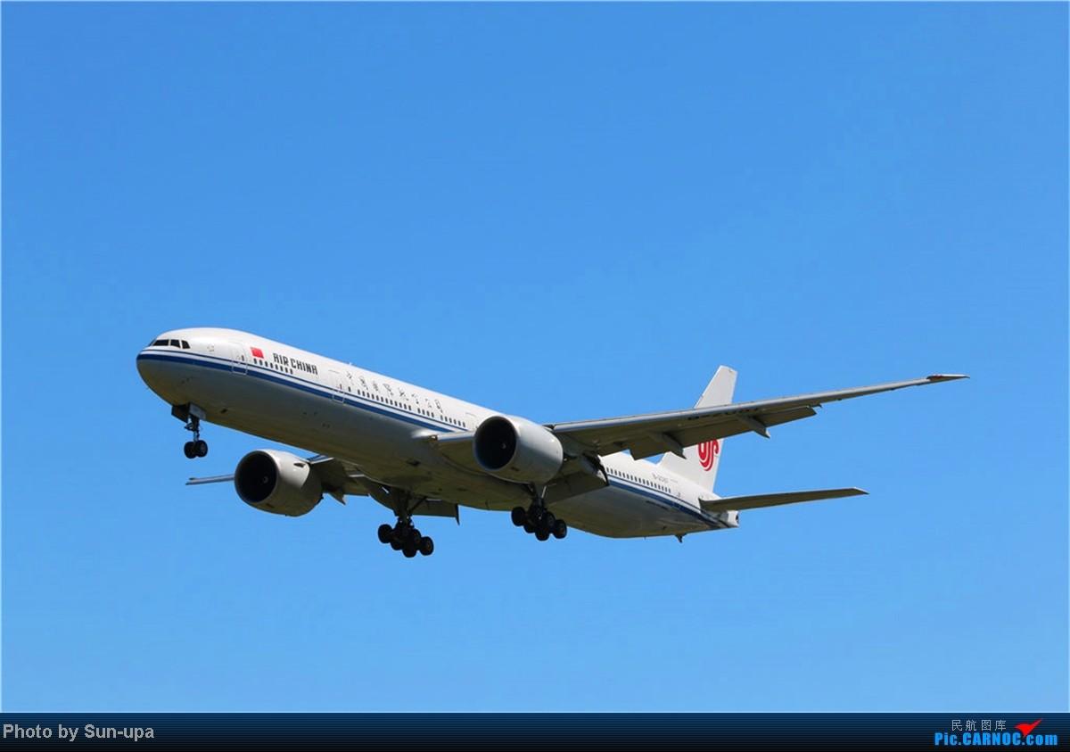 [原创](再发一帖 上次没发好)好天气 去拍机!2014.9.8 PEK拍机(厦航787) BOEING 777-300ER B-2087 中国北京首都机场