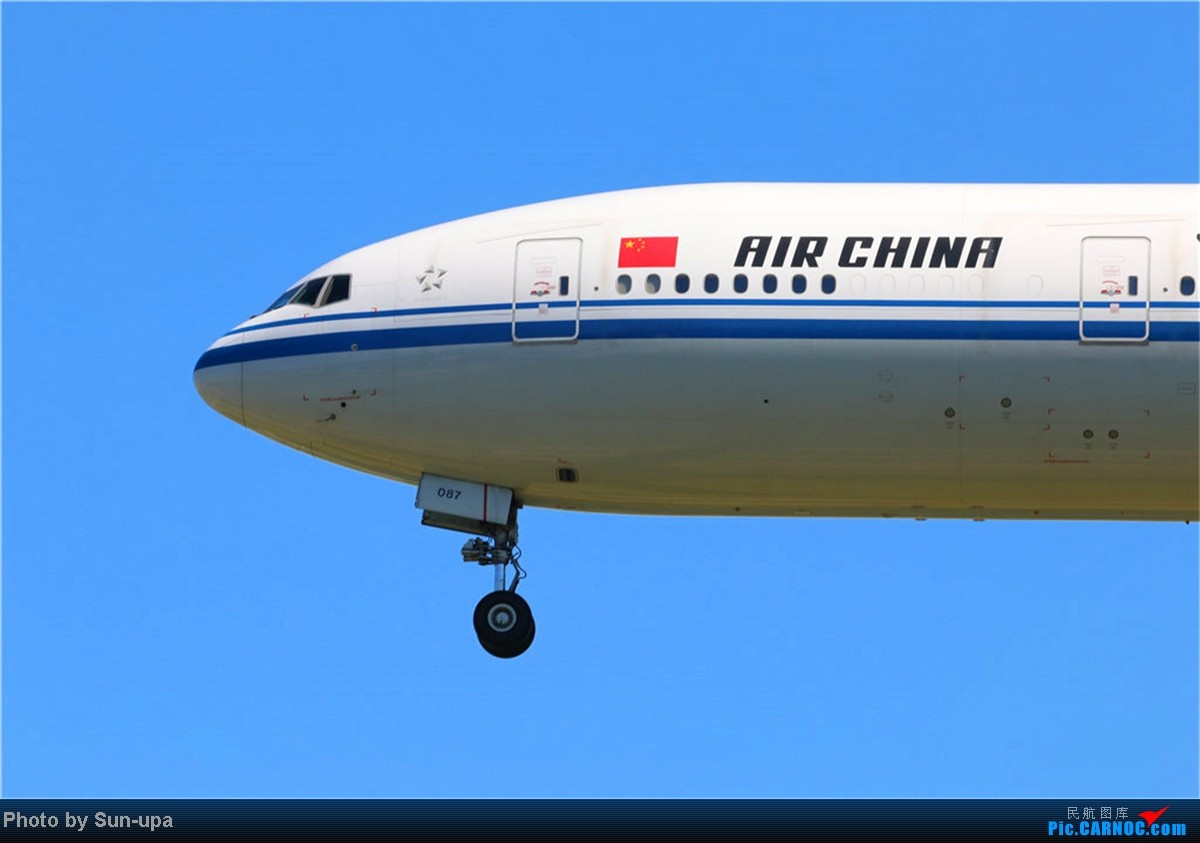 Re:[原创](再发一帖 上次没发好)好天气 去拍机!2014.9.8 PEK拍机(厦航787) BOEING 777-300ER B-2087 中国北京首都机场