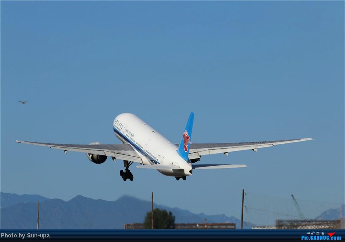 Re:(再发一帖 上次没发好)好天气 去拍机!2014.9.8 PEK拍机(厦航787) BOEING 777-200 B-2053 中国北京首都机场