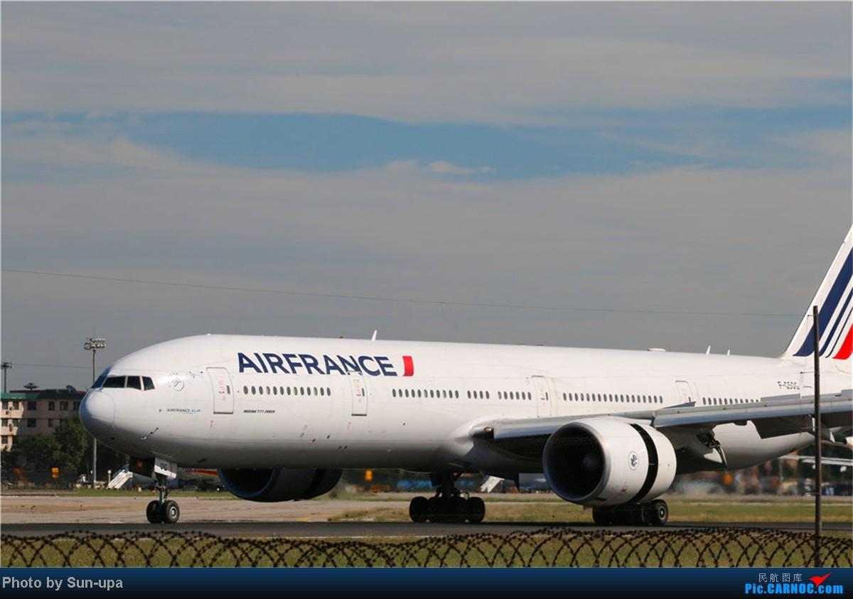 Re:[原创](再发一帖 上次没发好)好天气 去拍机!2014.9.8 PEK拍机(厦航787) BOEING 777-300ER F-GSOG 中国北京首都机场