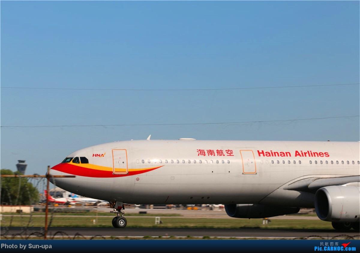 Re:[原创](再发一帖 上次没发好)好天气 去拍机!2014.9.8 PEK拍机(厦航787) AIRBUS A330-300 B-6527 中国北京首都机场