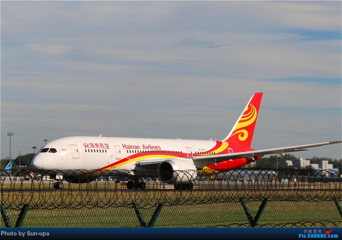 Re:[原创](再发一帖 上次没发好)好天气 去拍机!2014.9.8 PEK拍机(厦航787) BOEING 787-8 B-2739 中国北京首都机场