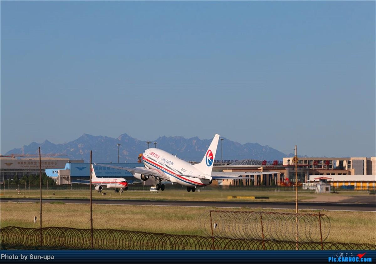Re:[原创](再发一帖 上次没发好)好天气 去拍机!2014.9.8 PEK拍机(厦航787) BOEING 737-700 B-5030 中国北京首都机场