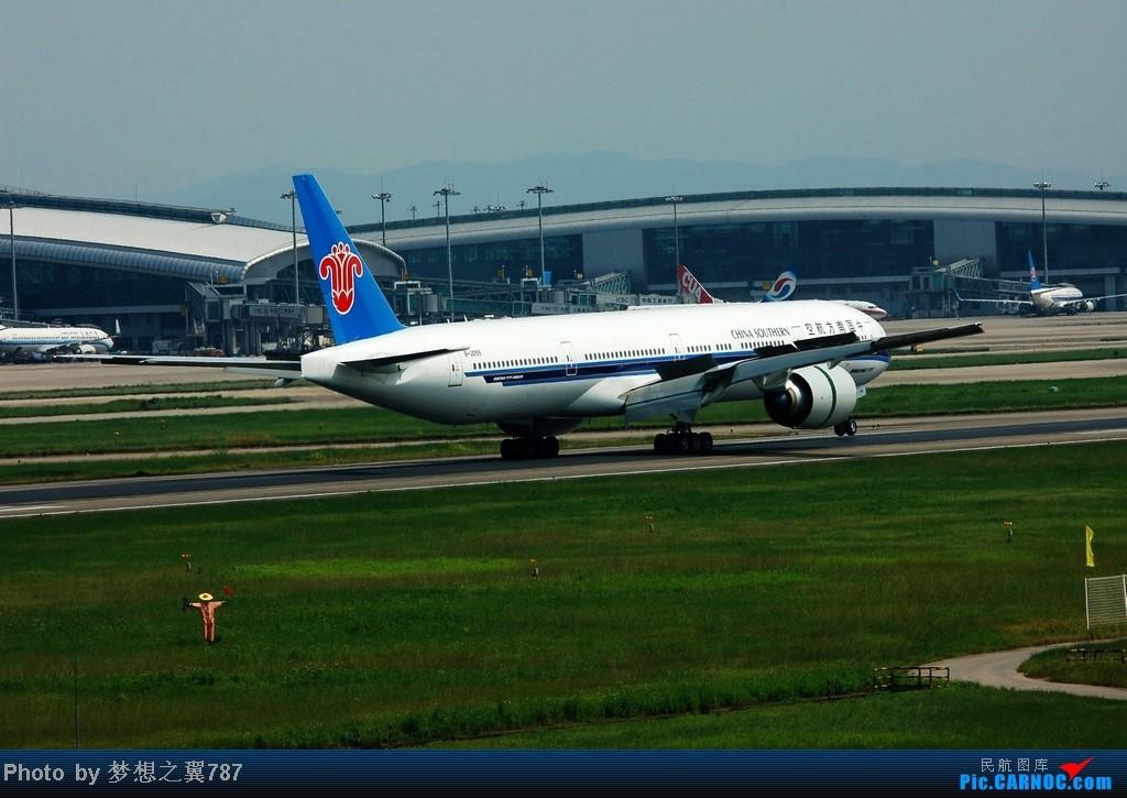 Re:[原创]2014.8.26北区+鬼屋拍机 BOEING 777-300ER B-2099 中国广州白云机场