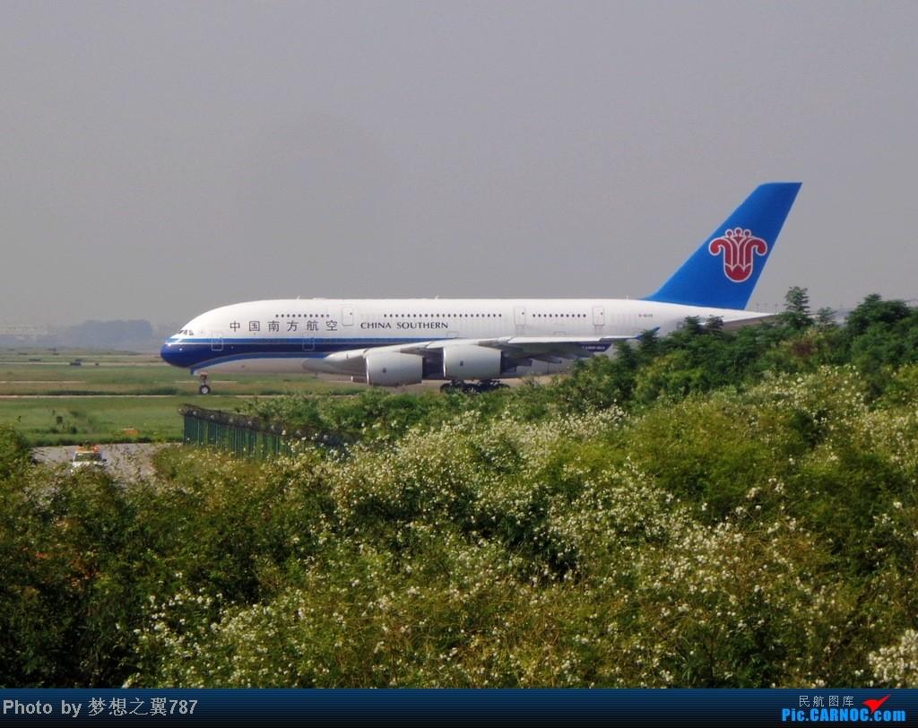 Re:[原创]2014.8.26北区+鬼屋拍机 AIRBUS A380 B-6139 中国广州白云机场