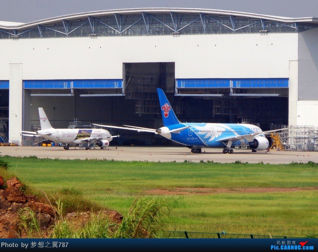 Re:[原创]2014.8.26北区+鬼屋拍机 BOEING 787-8 B-2787 中国广州白云机场