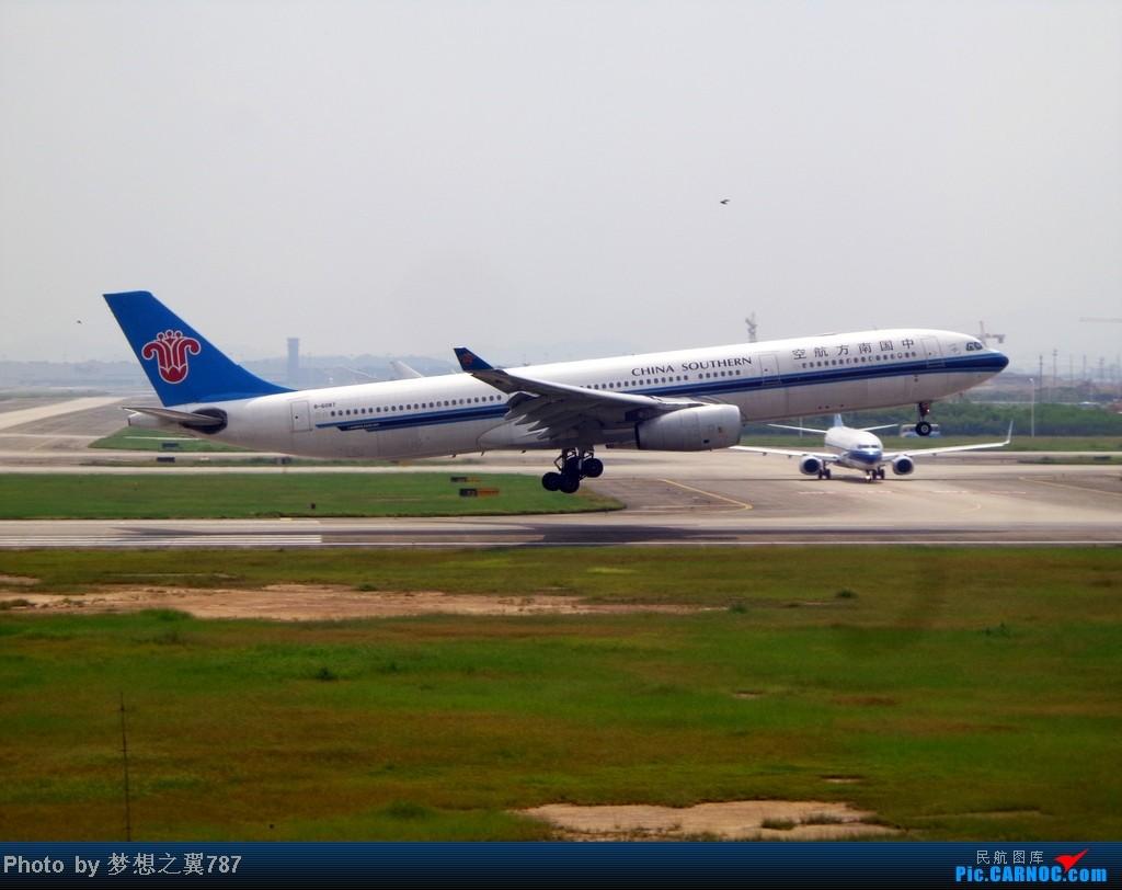 Re:[原创]2014.8.26北区+鬼屋拍机 AIRBUS A330-300 B-6087 中国广州白云机场