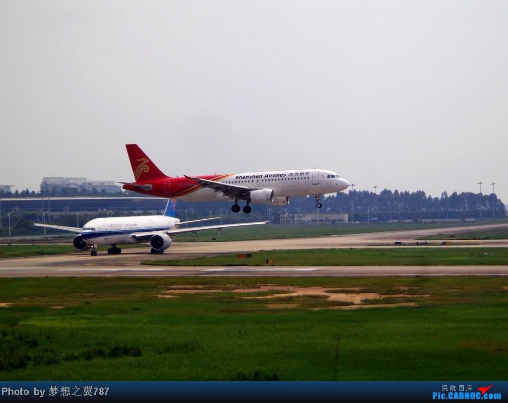 Re:2014.8.26北区+鬼屋拍机 AIRBUS A320-200 B-9909 中国广州白云机场