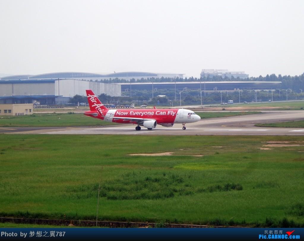 Re:[原创]2014.8.26北区+鬼屋拍机 AIRBUS A320-200  中国广州白云机场
