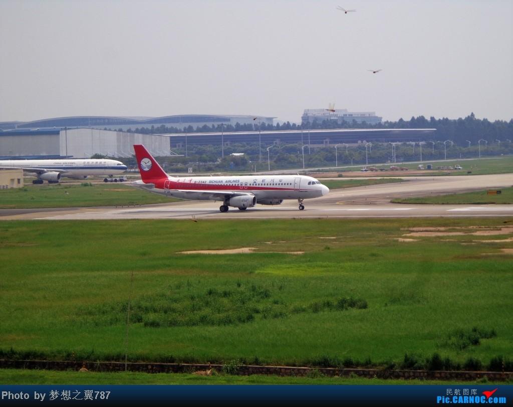 Re:[原创]2014.8.26北区+鬼屋拍机 AIRBUS A320-200 B-2342 中国广州白云机场
