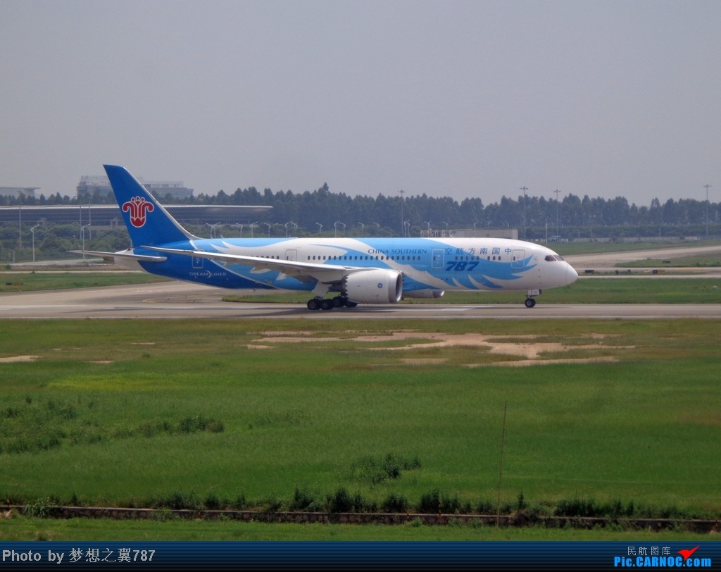 Re:[原创]2014.8.26北区+鬼屋拍机 BOEING 787-8 B-2727 中国广州白云机场