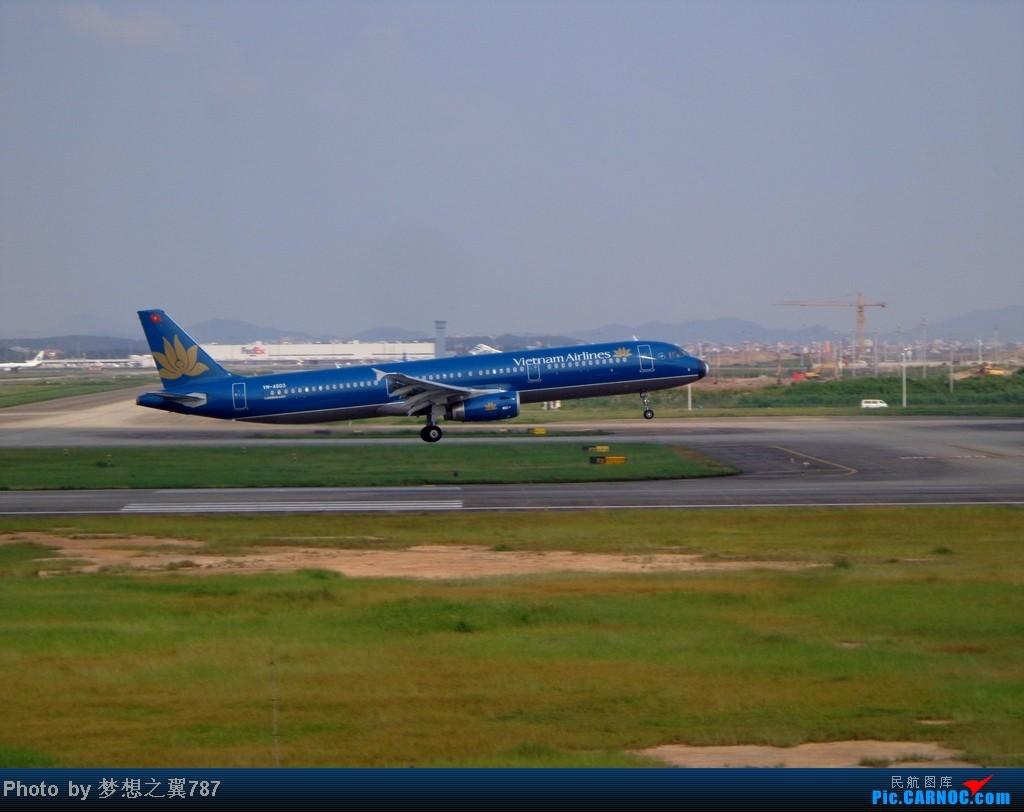 Re:[原创]2014.8.26北区+鬼屋拍机 AIRBUS A321-200  中国广州白云机场
