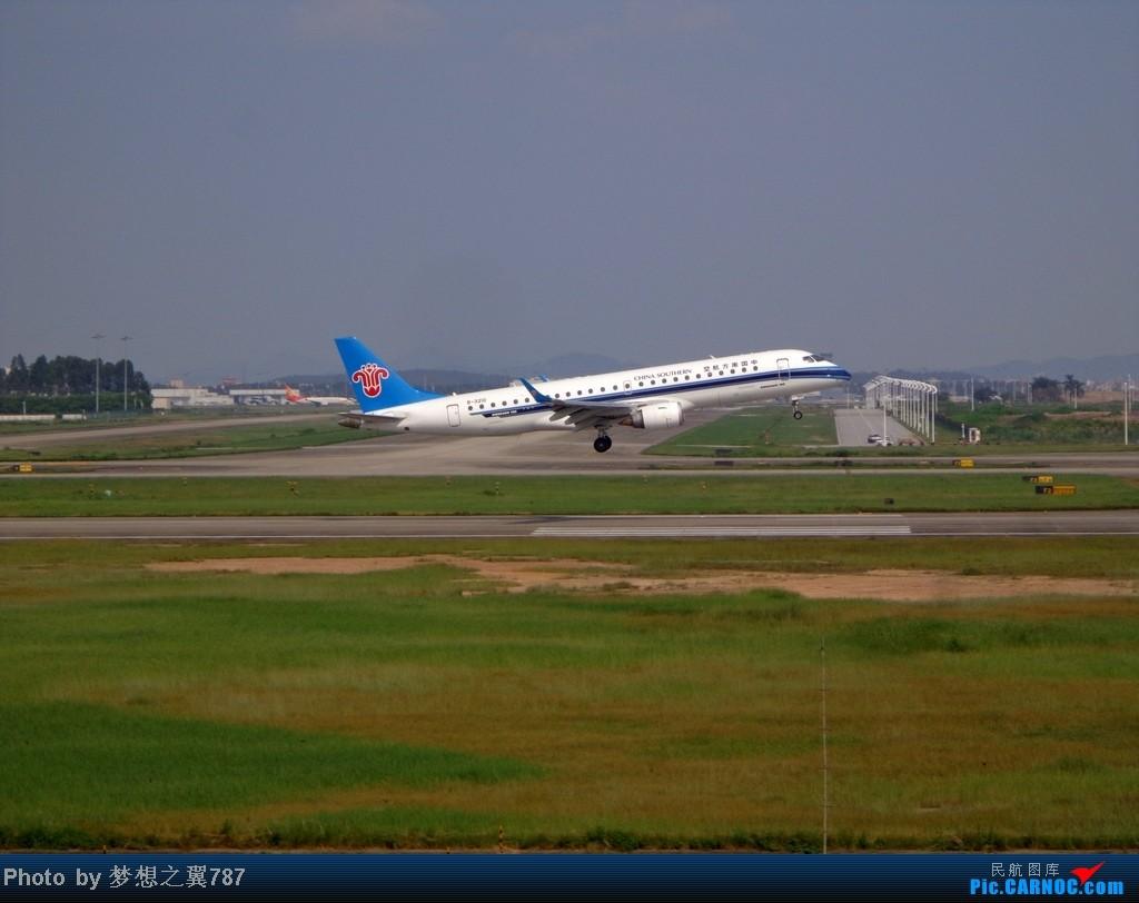 Re:[原创]2014.8.26北区+鬼屋拍机 EMBRAER E-190 B-3210 中国广州白云机场
