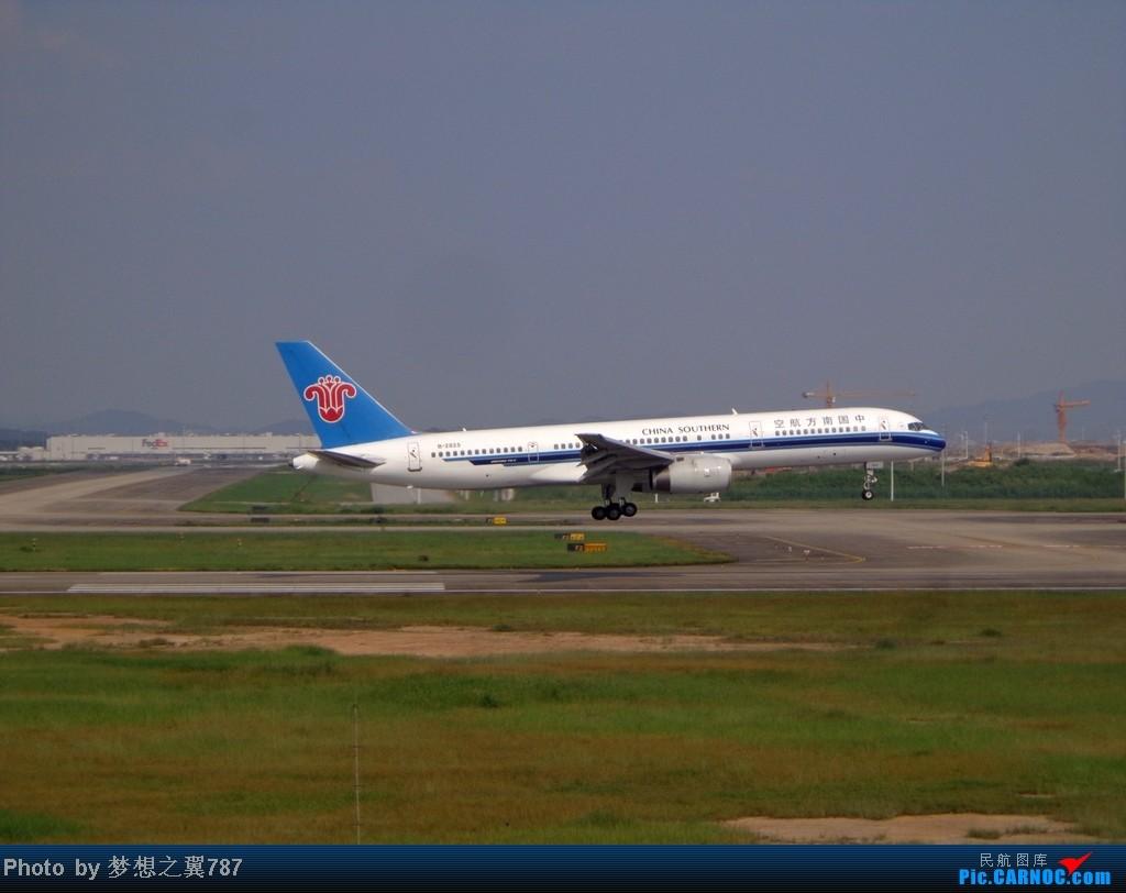 Re:[原创]2014.8.26北区+鬼屋拍机 BOEING 757-200 B-2825 中国广州白云机场