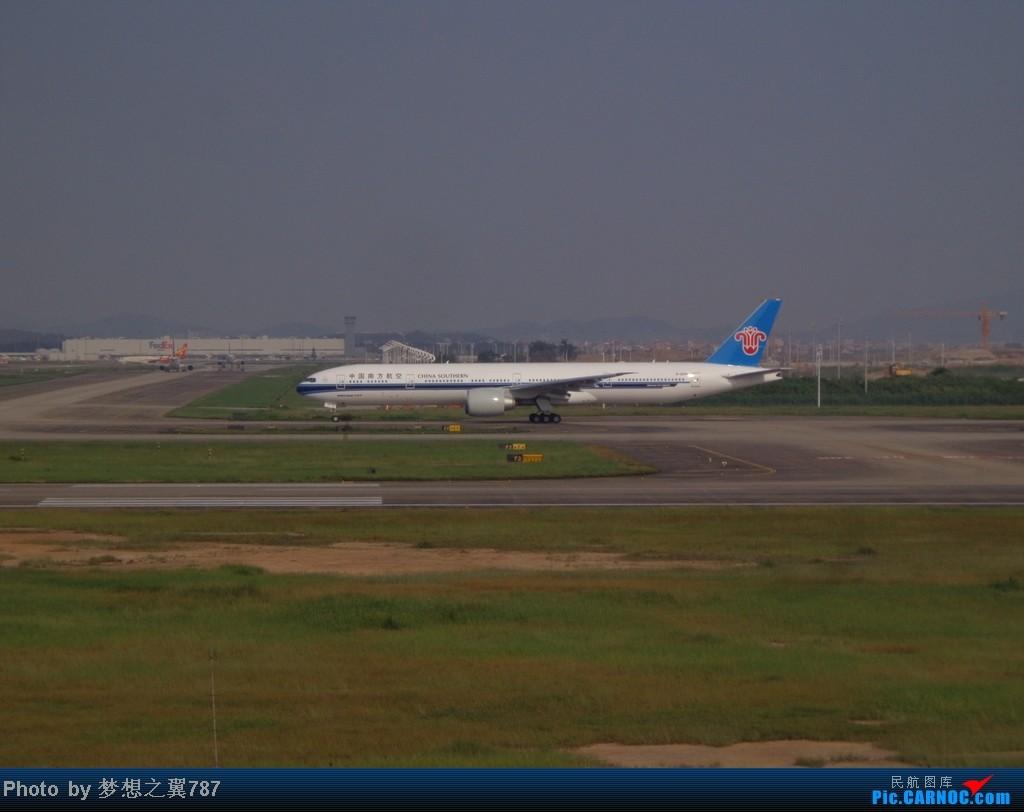 Re:[原创]2014.8.26北区+鬼屋拍机 BOEING 777-300ER B-2048 中国广州白云机场
