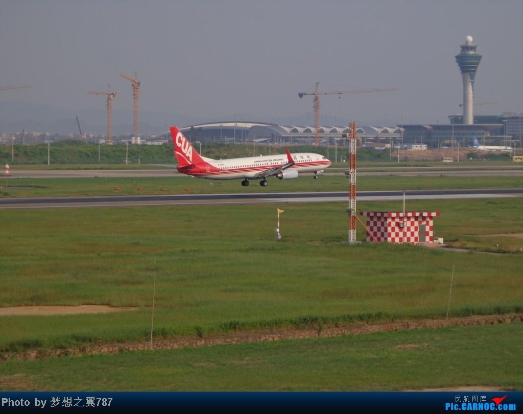 Re:[原创]2014.8.26北区+鬼屋拍机 BOEING 737-800 B-5448 中国广州白云机场