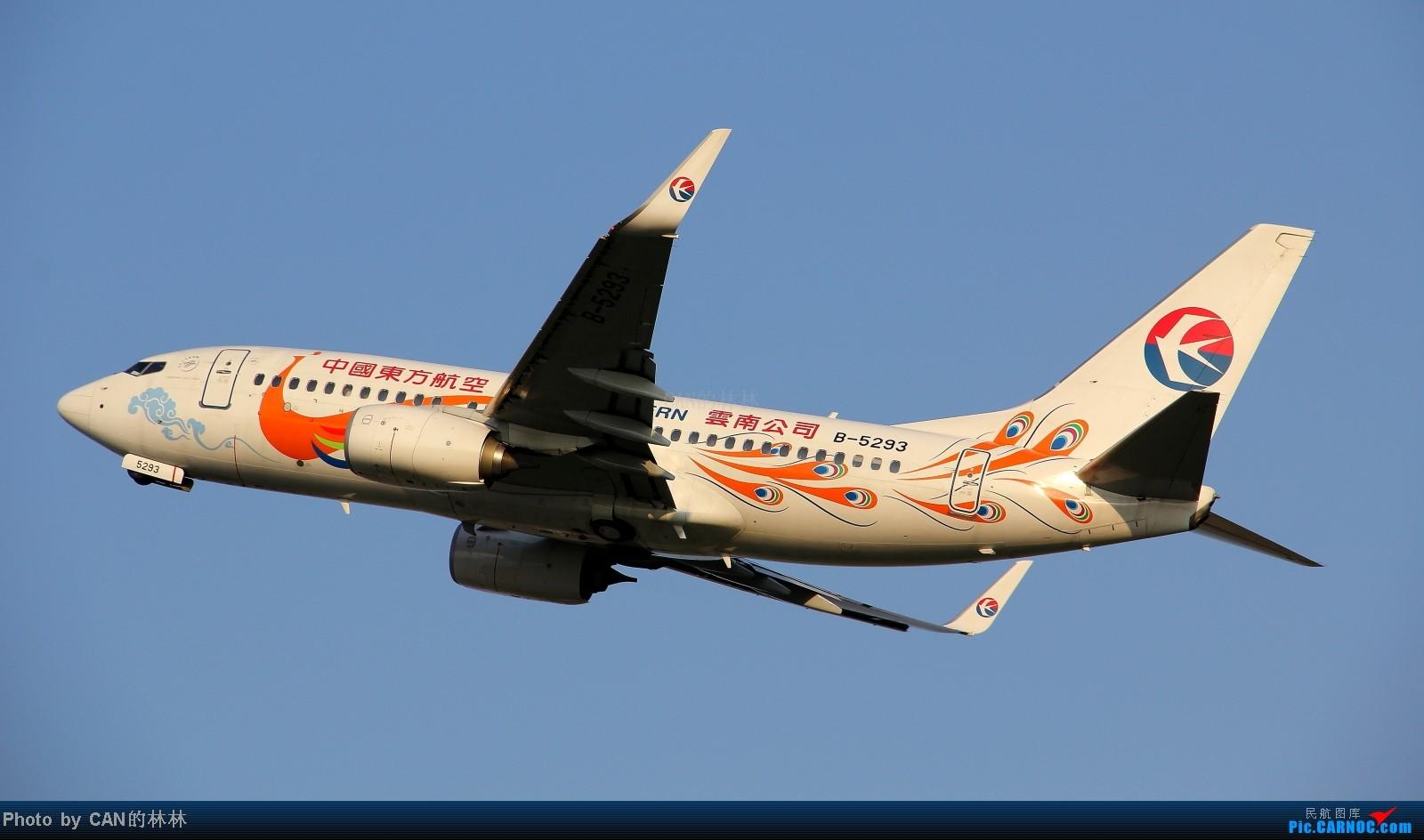 Re:[原创]~~CAN拍机一周年,杂图几张~~ BOEING 737-700 B-5293 广州白云国际机场
