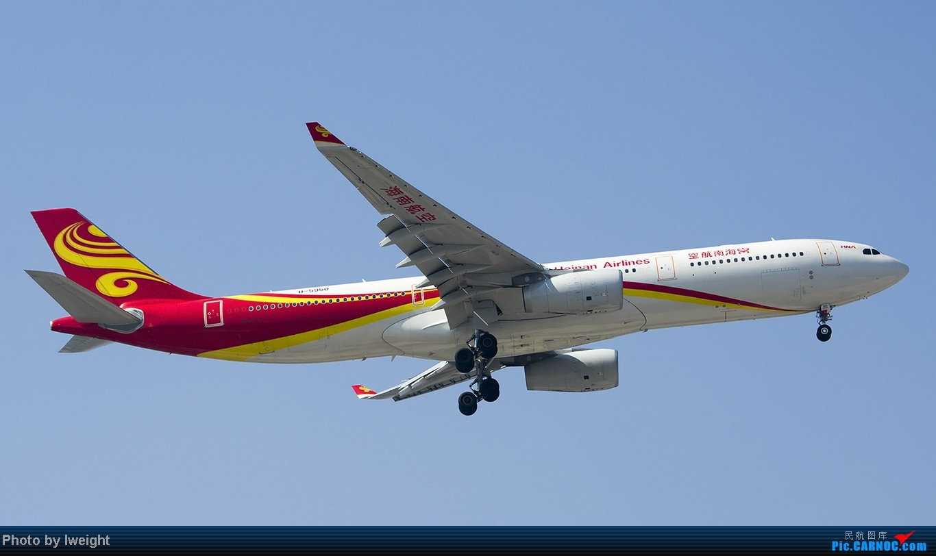 Re:[原创]忙里偷闲,首都机场乱拍 AIRBUS A330-300 B-5950 中国北京首都机场