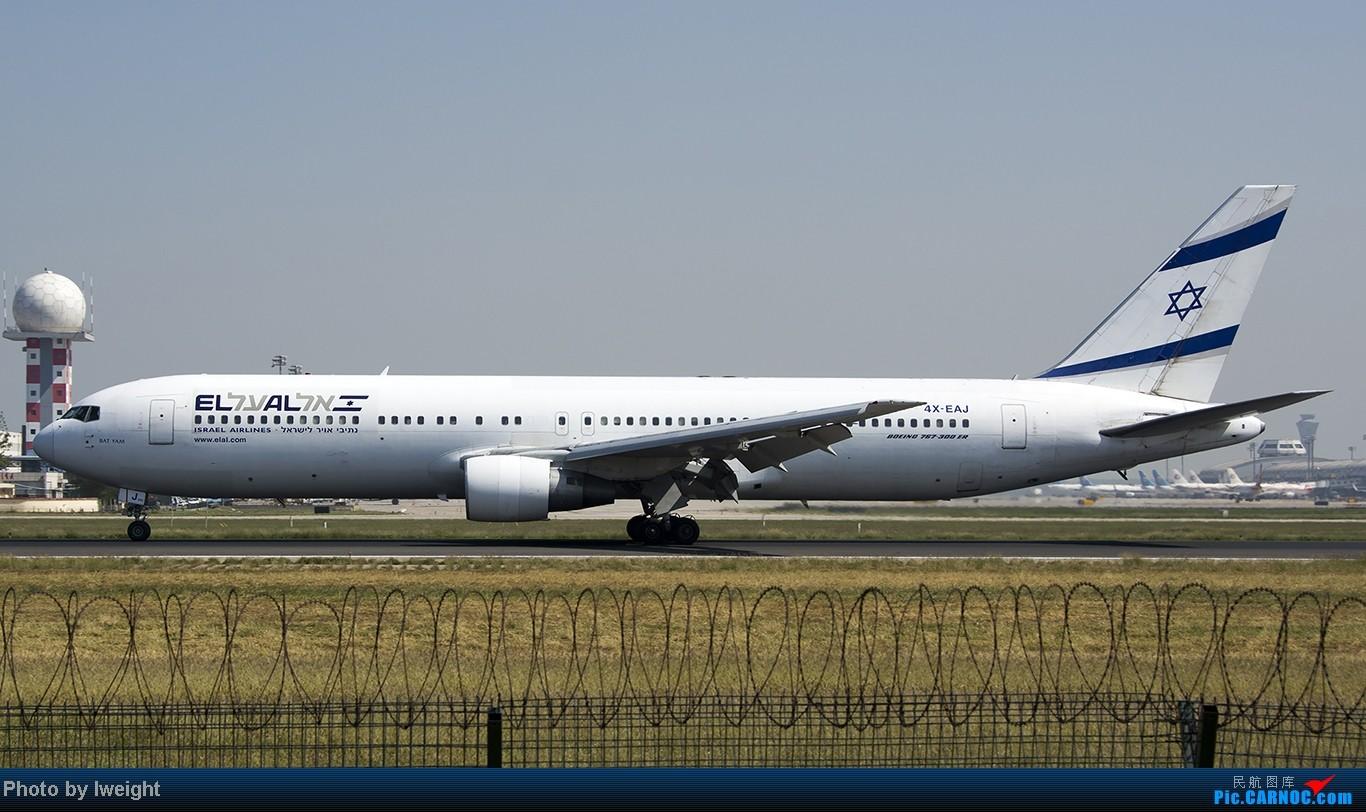 Re:[原创]忙里偷闲,首都机场乱拍 BOEING 767-300ER 4X-EAJ 中国北京首都机场