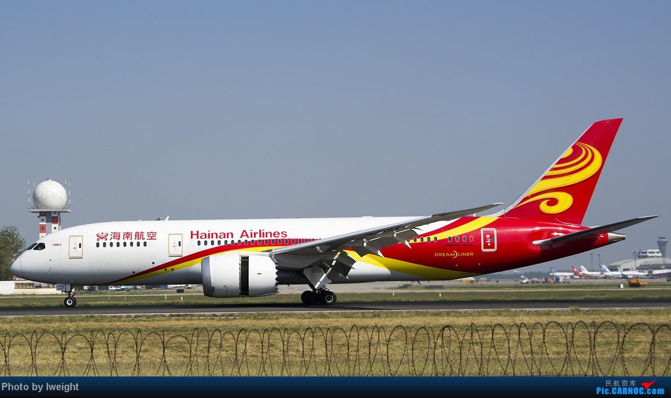 Re:[原创]忙里偷闲,首都机场乱拍 BOEING 787-8 B-2722 中国北京首都机场