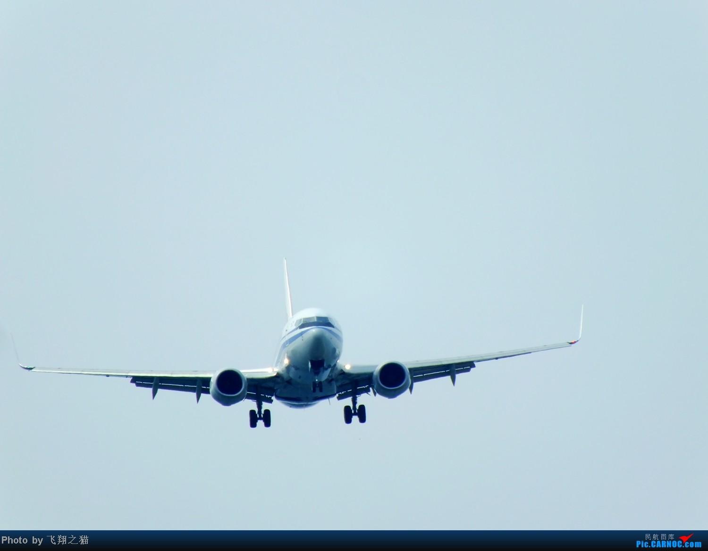 Re:[原创]CKG拍机(再次来到下滑道收获海航国家大剧院彩绘,南航777F,巧遇海东方) BOEING 737-700  重庆江北国际机场