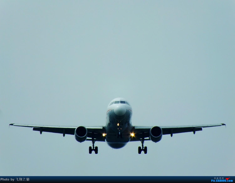 Re:[原创]CKG拍机(再次来到下滑道收获海航国家大剧院彩绘,南航777F,巧遇海东方) AIRBUS A320-200  重庆江北国际机场