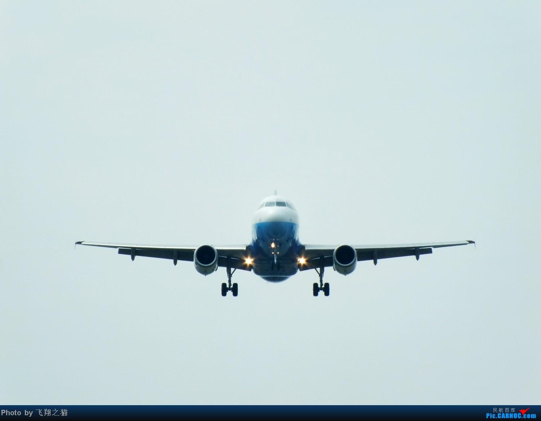 Re:[原创]CKG拍机(再次来到下滑道收获海航国家大剧院彩绘,南航777F,巧遇海东方) AIRBUS A320  重庆江北国际机场