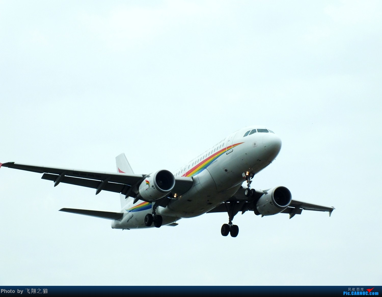 Re:[原创]CKG拍机(再次来到下滑道收获海航国家大剧院彩绘,南航777F,巧遇海东方) AIRBUS A319  重庆江北国际机场