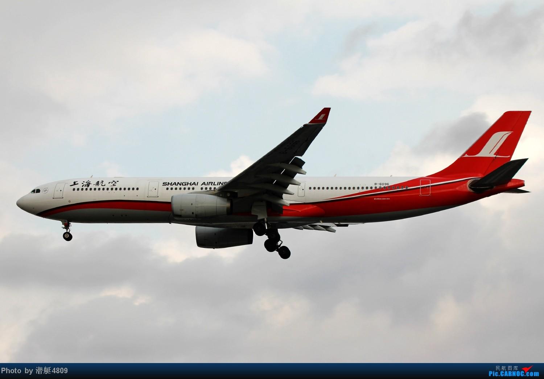 Re:[原创][郑州飞友会]魔都周末拍机记 AIRBUS A330-300 B-6096 中国上海虹桥机场