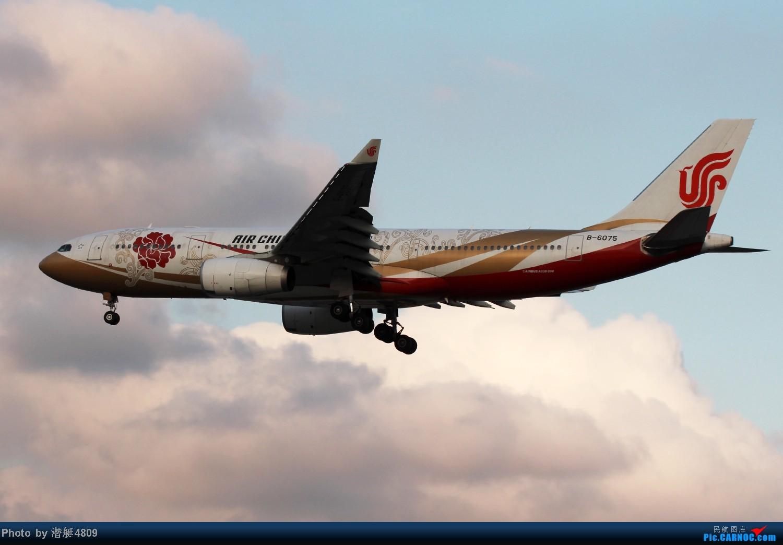 Re:[原创][郑州飞友会]魔都周末拍机记 AIRBUS A330-200 B-6075 中国上海虹桥机场